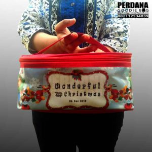 lunch box custom perdana goodie bag