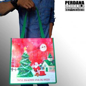 tas souvenir dengan printing custom
