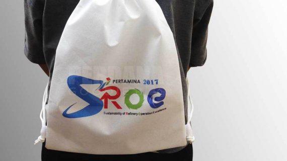 Tas Serut Dengan Bahan Ramah Lingkungan