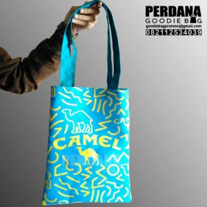 goodie bag murah kanvas printing