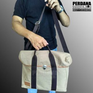 tas kanvas ready stock perdana