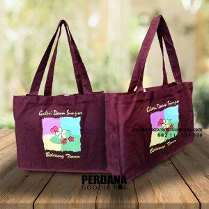 Tas Promosi Model Tote Bag Dengan Bahan Kanvas ID4213P